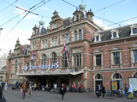 Car Rental Amsterdam Central Station