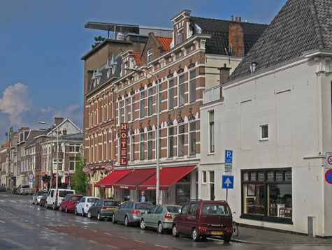 Hotels in Den Haag and Region