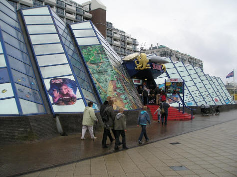 Sealife Attraction in Scheveningen Netherlands