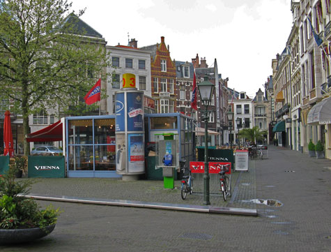 Tourist Attractions in the Hague